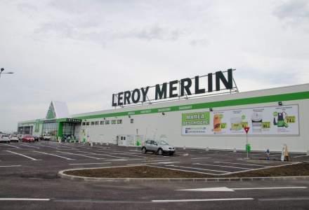 Leroy Merlin pregateste deschiderea primului magazin din regiunea Moldovei, la Suceava, si ajunge la 12 spatii comerciale proprii in Romania