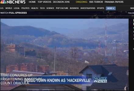 """NBC News, despre """"Hackerville-ul romanesc"""": Ramnicu Valcea, in vizorul americanilor"""