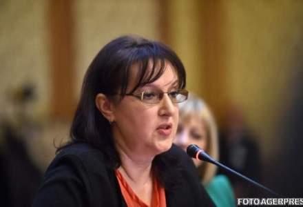 Irina Radu este noul presedinte-director general al TVR dupa validarea de catre Parlament
