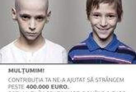 Fundatia Vodafone investeste 350.000 euro in crearea unui centru de tratament pentru copiii bolnavi de cancer