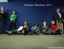 Forumul de la Davos: Balanta...