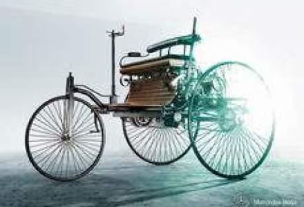 Istoria Mercedes-Benz in 60 de secunde
