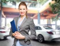 Managerii din auto: femeile...