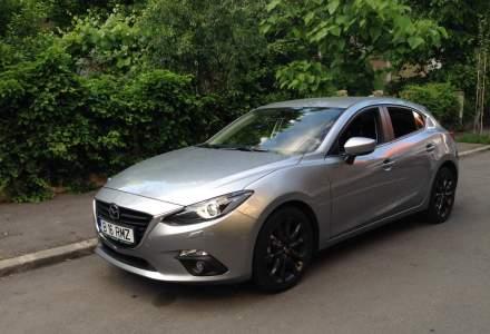 Test Drive: Mazda3 cu echiparea Takumi, o imagine mai sportiva