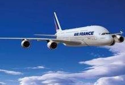Air France vine cu un serviciu de stiri in timpul zborurilor