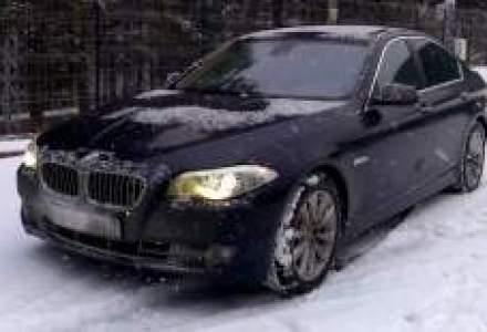 Test Drive Wall-Street: Noul BMW Seria 5
