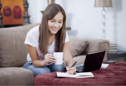 Reguli ca sa fii eficient cand lucrezi de acasa