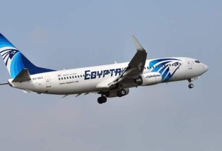 Cursa aeriana Paris-Cairo s-a prabusit dupa un atac cu bomba - ipoteza