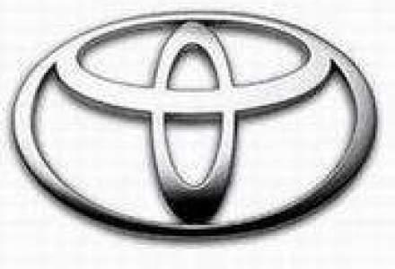 Profitul Toyota scade puternic