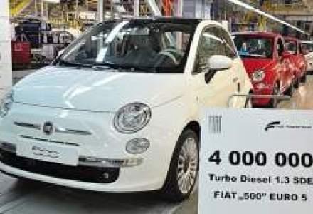 Fiat a produs patru mil. de motoare 1.3 Multijet