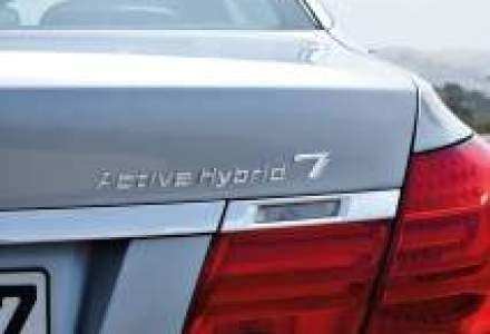 BMW Group si PSA Peugeot Citroen, joint venture pentru hibrid