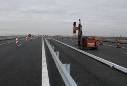 CNADNR va suplimenta, de luni, numarul utilajelor folosite pentru forajele pe doua segmente ale autostrazii Sibiu Pitesti
