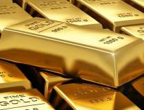 Aurul atinge minimul...