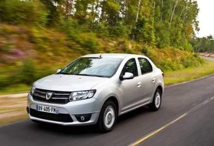 Inmatricularile de autoturisme noi Dacia au continuat sa creasca in Franta