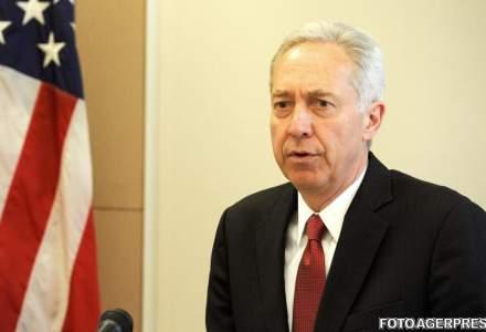 Hans Klemm, ambasadorul SUA in Romania: Incurajez romanii sa nu voteze candidati care au fost acuzati de coruptie