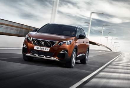 Peugeot dezvaluie noul SUV 3008 inainte de lansarea de la Paris