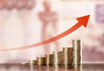 Economia creste in primul trimestru cu 4,3%, sustinuta de consumul populatiei