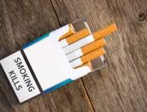 Noile pachete de tigari...