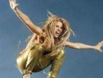 Shakira va concerta la Bucuresti