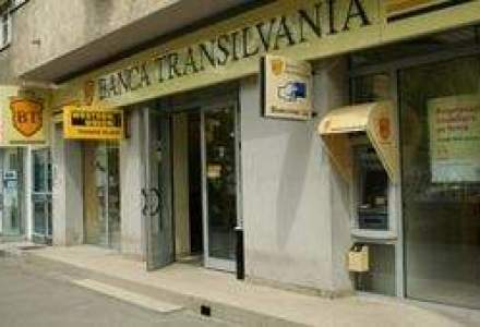 Banca Transilvania vrea sa vanda credite negarantate pentru 6.000 de firme