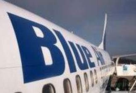 Cum a zburat Blue Air din insolventa?