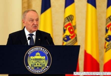 Presedintele moldovean Nicolae Timofti indeamna UE sa mentina sanctiunile impuse Rusiei
