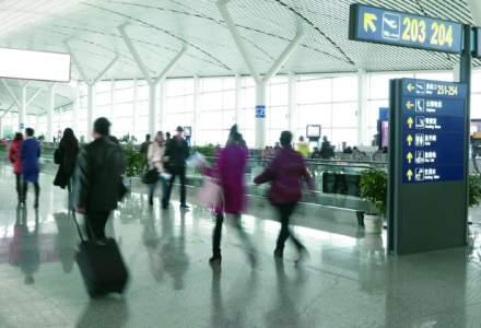 Trei raniti pe aeroportul din Shanghai in urma unei explozii