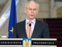 Presedintele UE, la...