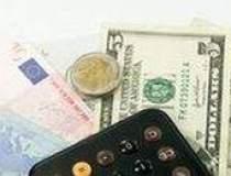 Moneda nationala a inceput sa...