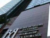 Bursa a scazut, pe un rulaj...