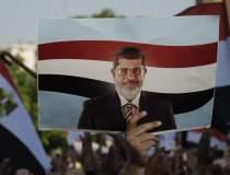Mohamed Morsi, condamnat din...
