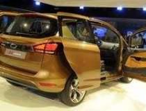 FOTO: Cum arata Ford B-Max,...
