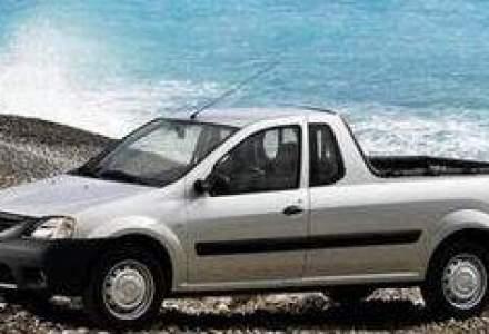Dacia renunta la modelul Logan Van