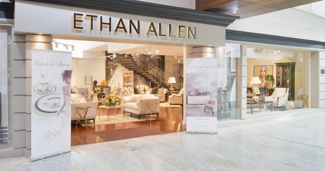 Showroom-urile Ethan Allen, Caracole și Bernhardt, din Băneasa Shopping City, se închid, dar vor fi preluate și onorate noi comenzi