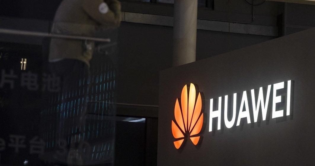 Șeful Huawei se așteaptă la prăbușire a veniturilor de până la 40 miliarde de dolari din vânzarea de telefoane