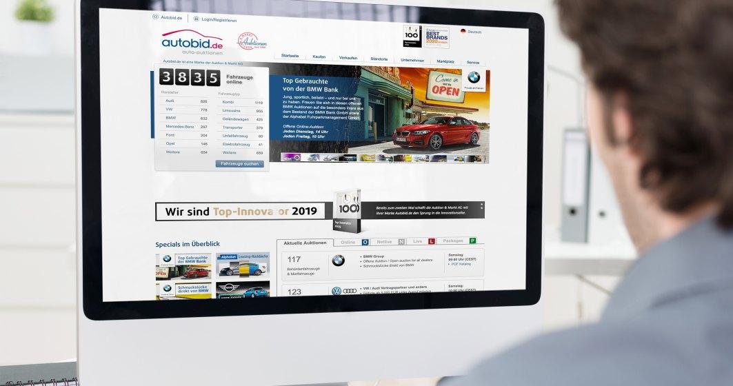 Autobid.de devine partener Moveecar pentru livrarea vehiculelor licitate direct până la ușa clientului