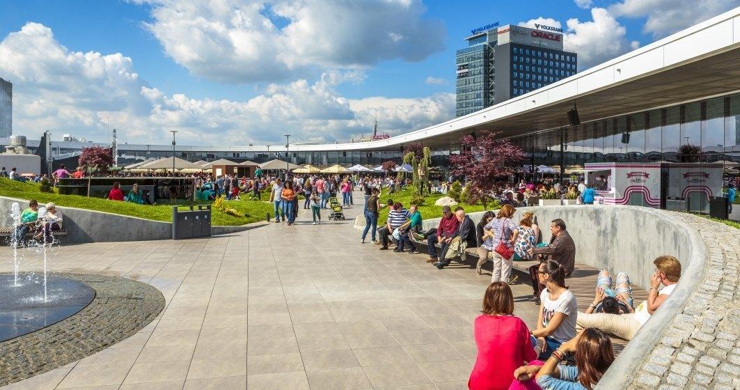 Proprietarul mall-urilor Promenada donează 150.000 euro către Cruce Roșie pentru lupta împotriva Covid-19