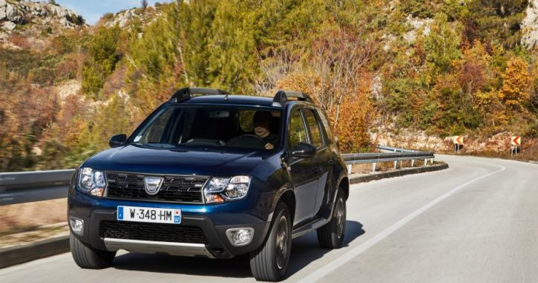 Dacia Duster cutie automata EDC si Sandero 1.0 SCe 75 CP, test drive pe coasta croata