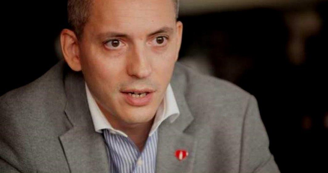 Petre Sandru, seful operatiunilor Coca Cola Romania si Moldova, preia conducerea companiei din Irlanda