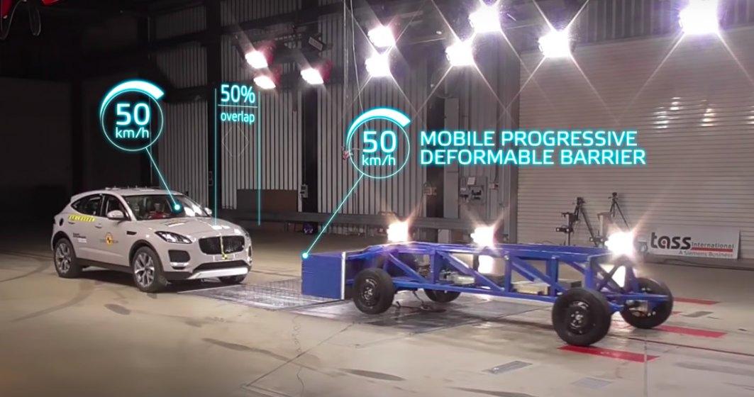 Probe noi pentru masini la Euro NCAP. Noi teste sunt introduse anul acesta