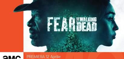 """(P) Episoade nou-nouțe din """"Fear The Walking Dead"""" vin pe AMC în fiecare..."""