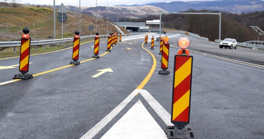 Trafic restricționat pe A1 Bucureşti - Piteşti. Se fac reparații la asfalt