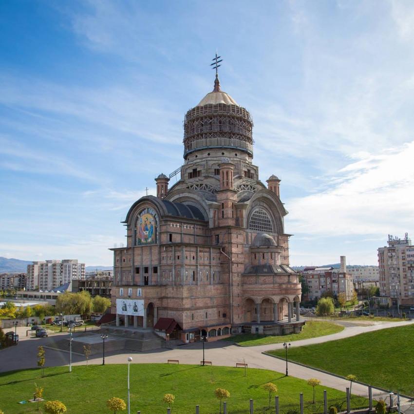 foto facebook Catedrala Episcopala Sfanta Treime Baia Mare