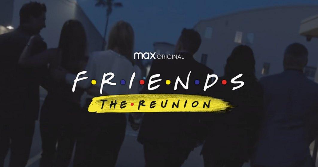 VIDEO | A fost anunțat  data de lansarea a episodului special Friends: The Reunion