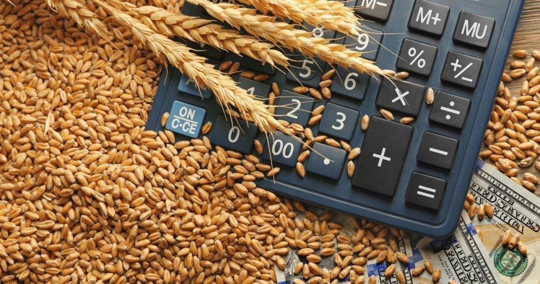 Bloomberg: Decizia României de a interzice exporturile de cereale va alimenta temerile la nivel global