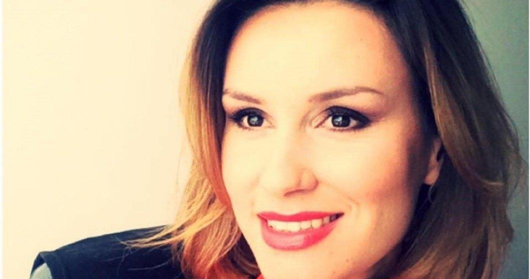 Anca Stefan, L'Oreal Romania, promovata in pozitia de chief digital officer Rusia si Kazakhstan