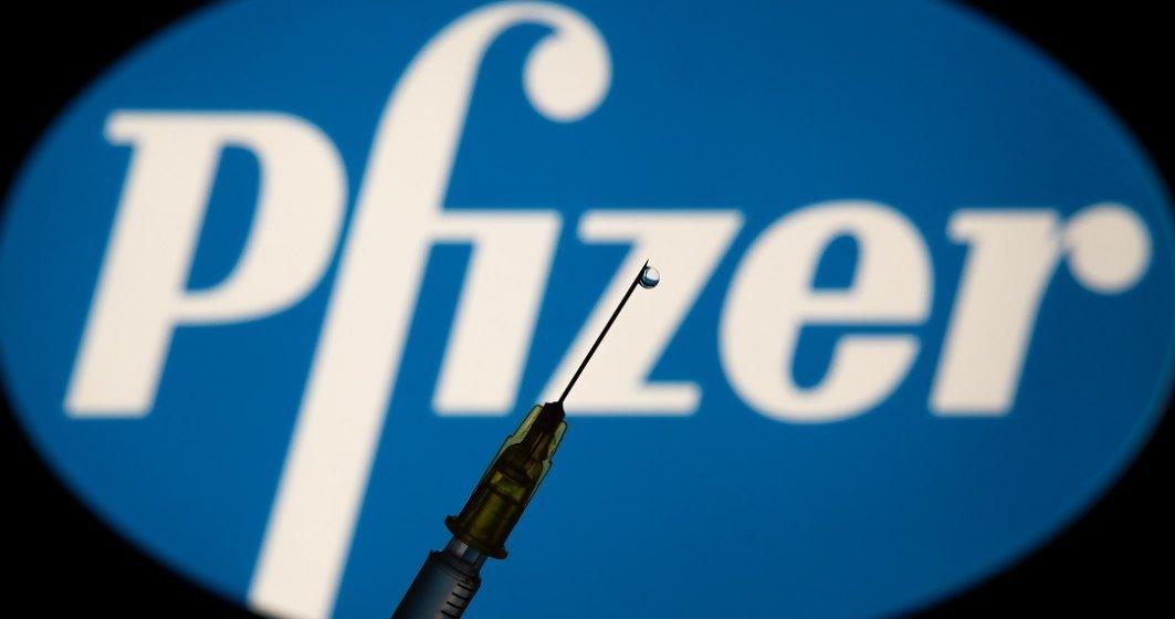 O nouă tranşă de vaccinuri Pfizer BioNTech soseşte astăzi în România