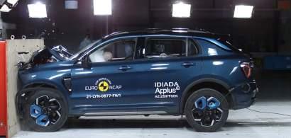 Noi automobile electrificate au fost testate de Euro NCAP. Două modele...