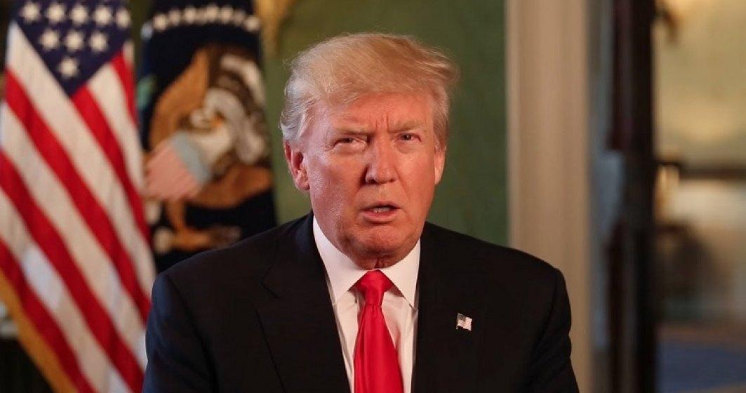 "Donald Trump il numeste ironic pe Kim Jong-un, pe Twitter, ""Rocket Man"""