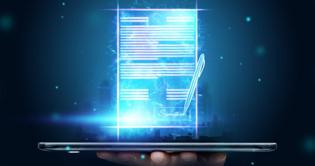 Activitatea de HR poate deveni 100% digitală utilizând o soluție de semnătură electronică la distanță